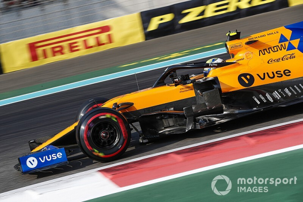 """McLaren: No """"mission impossible"""" to fight top three in 2021"""