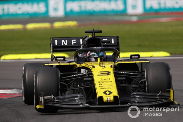 """Renault lacked """"force"""" to harness £15 million investment"""