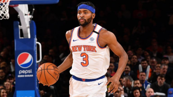 """Moe Harkless says no buyout with Knicks: """"I'll be here the rest of the year"""""""