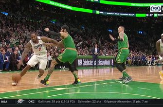 HIGHLIGHTS: Clippers fall to Celtics in double OT thriller