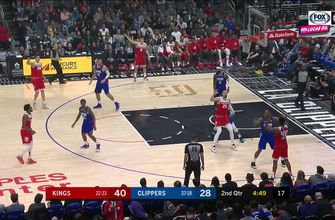 HIGHLIGHTS: Clippers fall to Kings 112-103