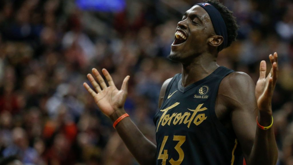 Pascal Siakam scores 37, Raptors remain red hot with win vs. Suns