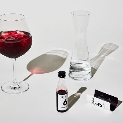 """Barber and Osgerby creates packaging design for """"adult cordial"""""""