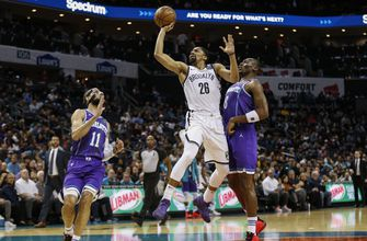 Luwawu-Cabarrot scores 21 as Nets defeat Hornets 115-86