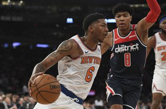 Beal scores 30, Wizards rally in 4th, beat Knicks 114-96