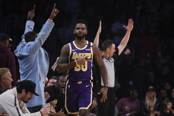 Troy Daniels Believes Bucks Match Up With Lakers Best During 2019-20 NBA Season