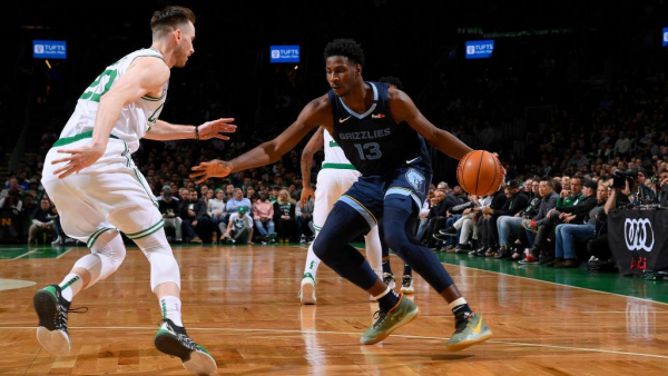 Jaren Jackson Jr. out for at least two weeks for Grizzlies