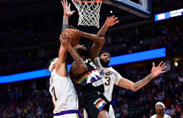 Lakers At Nuggets 02/12/20: Odds And NBA Betting Trends