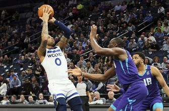 Graham, Hornets rally to beat Timberwolves 115-108