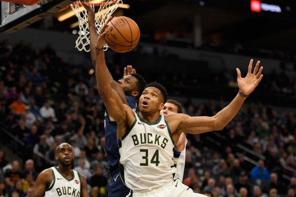 Rumor: Warriors acquired first-rounder, Andrew Wiggins for Giannis Antetokounmpo trade