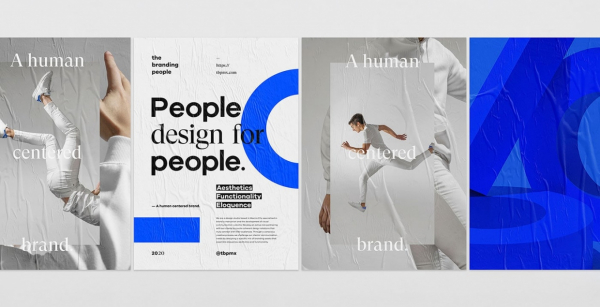 The Branding People identity