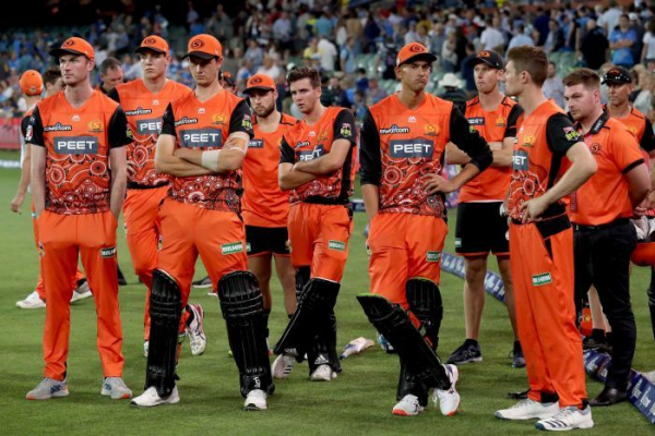 Change may be needed right at the top for Perth Scorchers to regain their powerhouse status
