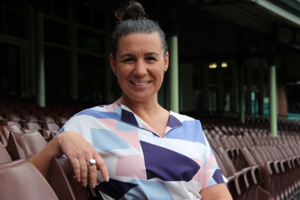 The only female GM in the BBL says there's more support for women in sport than people realise