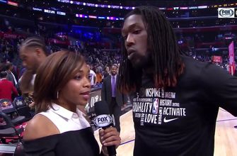 Montrezl Harrell says Clippers 'came out with right mindset' in win over Grizzlies