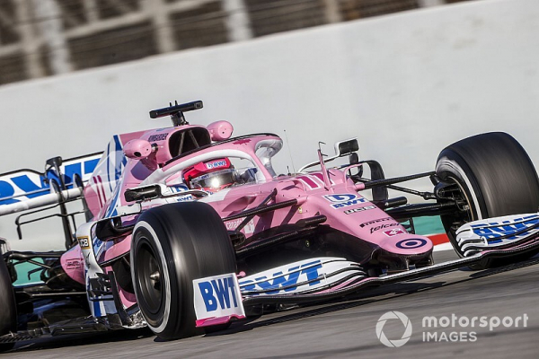 Racing Point: DAS would require all-new chassis