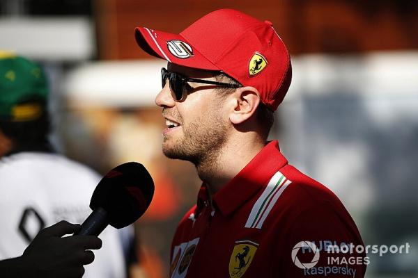 Leclerc: Lack of Ferrari contract won't destabilise Vettel
