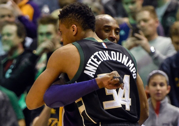 Lakers News: Giannis Antetokounmpo Names Six Best Players In NBA History