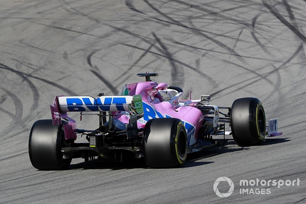 F1 tyre challenge bigger than ever in 2020 - Racing Point