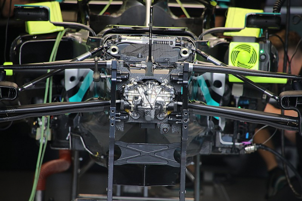 Red Bull would have protested Mercedes' DAS in Australia