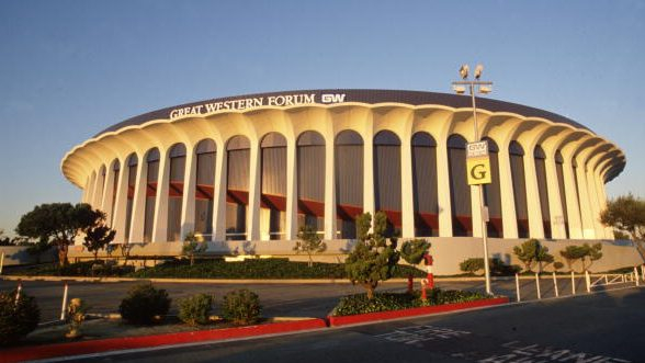 Clippers make official purchase of Forum, clearing way for new arena