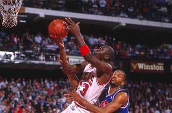 On This Day: Michael Jordan scores 69 points on the Cleveland Cavaliers