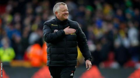 Chris Wilder: Sheffield United boss agrees to pay deferral