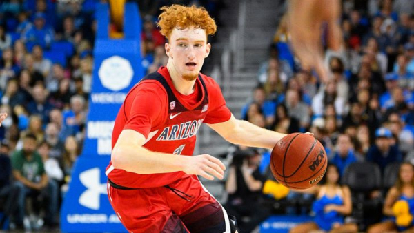 Potential lottery pick Arizona point guard Nico Mannion declares for draft