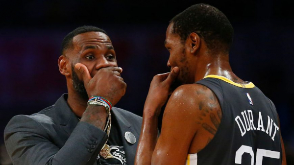 LeBron James, Kevin Durant among handful of players who got this year's contract money up front