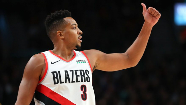 CJ McCollum estimates one third of NBA players live paycheck to paycheck