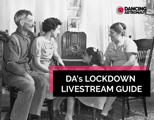 Lockdown Livestream Guide 010: IDGAFOS Weekend, Elements, Gov Ball + more