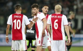 Manchester City leading chase to seal transfer of Ajax starlet