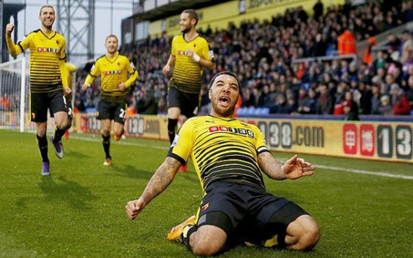 'I hope your son gets coronavirus' – Watford's Troy Deeney the latest victim of disgusting social media abuse