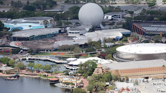 NBA in negotiations with Orlando as lone site to host restart of season
