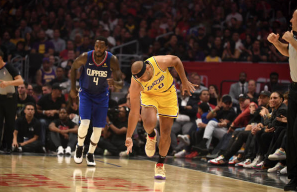 Jared Dudley: Playing Clippers In Western Conference Finals At Staples Center Would Have Given Lakers 'Potentially' 7 Home Games Addresses Homecourt Advantage Without Fans