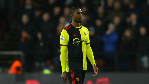 Kabasele jokes Watford are 'injecting' Covid-19 to avoid Premier League relegation