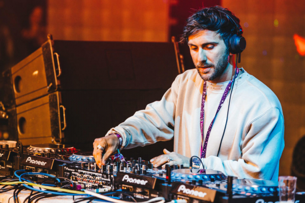 Hot Since 82 brings the club to his fans with new house cut 'Rise'