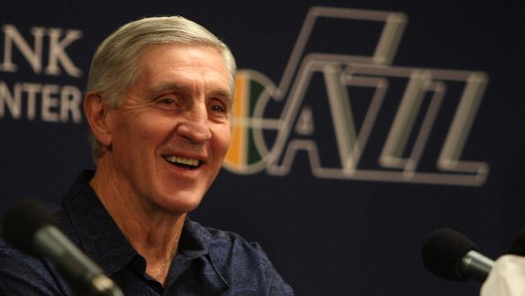Former Bulls player, Hall of Fame Jazz coach Jerry Sloan dies at age 78
