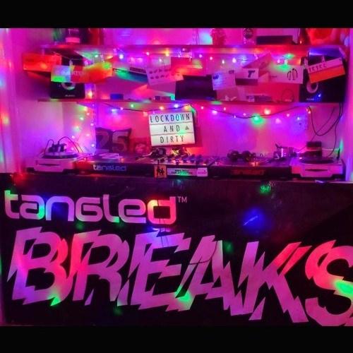 DJ Steve Thorpe – Tangled Breaks – Lockdown Live Stream – May 2020