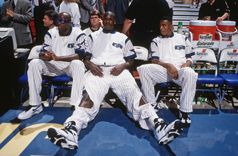 What ever happened to that Orlando Magic team that bounced the Chicago Bulls in 1995?