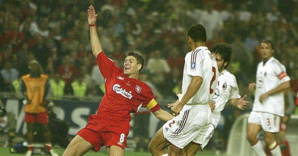 'Furious' Gerrard remembers how Milan 'really angered me'