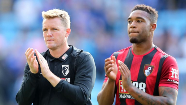 Ibe to leave Bournemouth on July 1