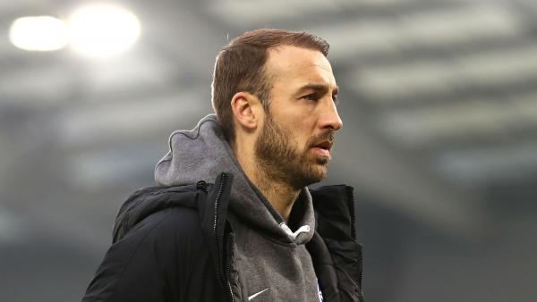 Brighton forward Murray questions 'rush' to restart Premier League season amid coronavirus crisis