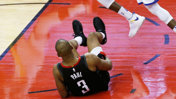 Rockets GM Daryl Morey: 'A hamstring probably kept us from a title'
