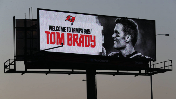 Tom Brady held a workout with his Buccaneers teammates