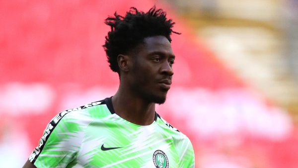 Super Eagles star Aina opens up on his relationship with Iwobi