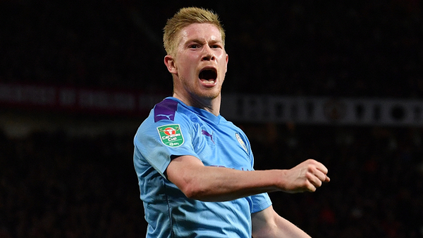 De Bruyne ready to commit long-term future to Manchester City