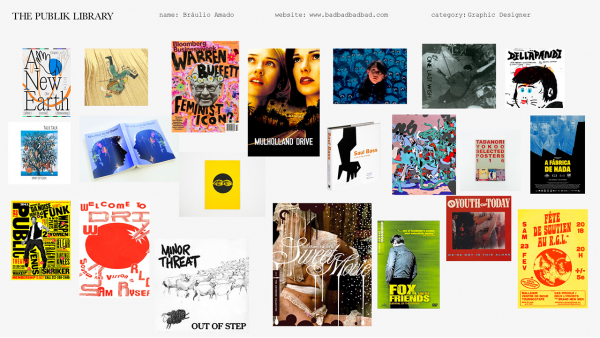 Publik Library Archives Working Creatives' Inspirations Into Database