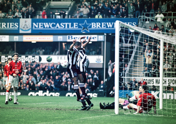 A night when anything felt possible: Newcastle 5-0 Manchester United