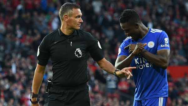 Ghana defender Amartey on his way out of Leicester City