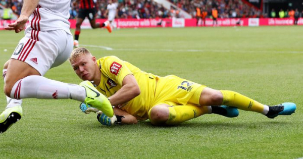 Did Bournemouth keeper catch virus at supermarket?